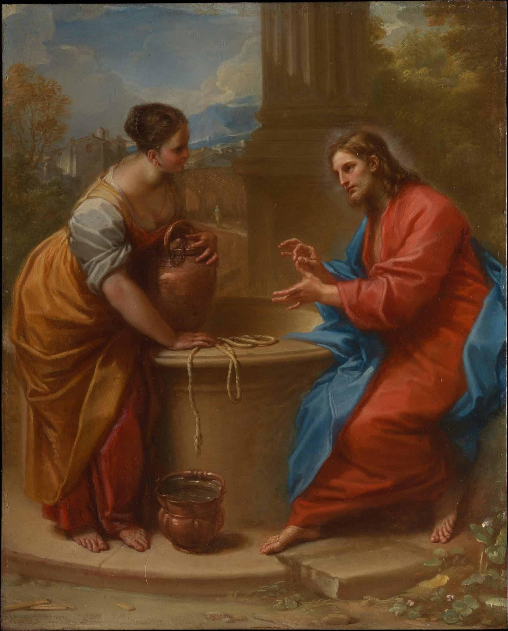Fuori di Me non c'è altro Dio; * fuori di Me non c'è Dio giusto e salvatore (Is 45) 2
